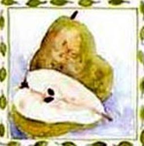 One Pear by Alie Kruse-Kolk