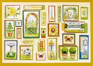 Summer Garden by Alie Kruse-Kolk