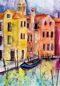 Venice II by Alie Kruse-Kolk