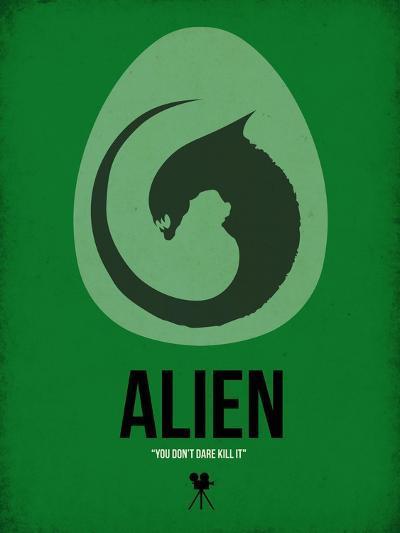Alien-David Brodsky-Art Print