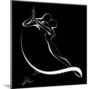 Dancing Couple VI by Alijan Alijanpour