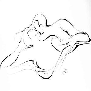 United Couple V by Alijan Alijanpour