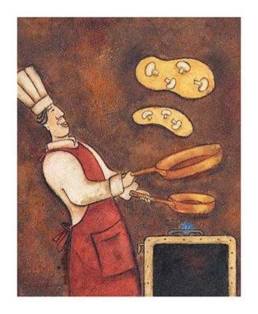 The Omelette Chef