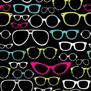 Retro Seamless Spectacles by Alisa Foytik