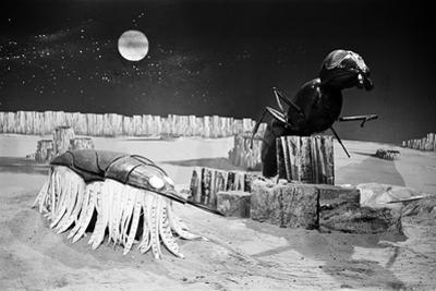 Dr Who, the Web Planet, 1965