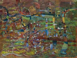 The Green Divide by Alise Loebelsohn