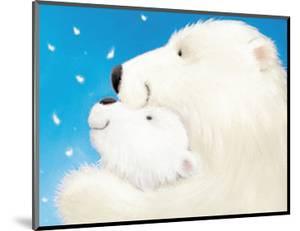 Fluffy Bears III by Alison Edgson