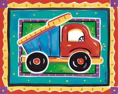 Dump Truck by Alison Jerry