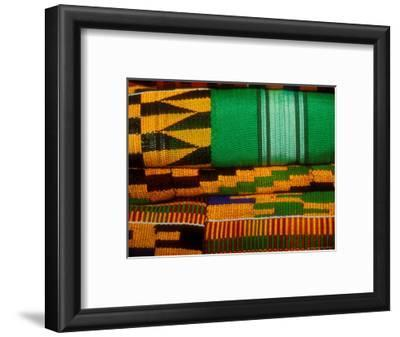 Kente Cloth, Artist Alliance Gallery, Accra, Ghana