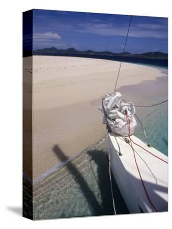 Llewelyn's Charter Trimaran, Buck Island, St. Croix, US Virgin Islands