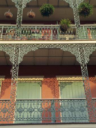 French Quarter of New Orleans, Louisiana, USA