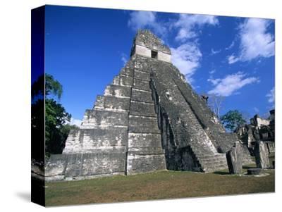 Pyramid at Tikal