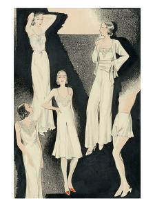 Vogue - July 1931 by Alix Zeilinger