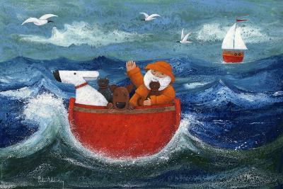 All Aboard-Peter Adderley-Art Print