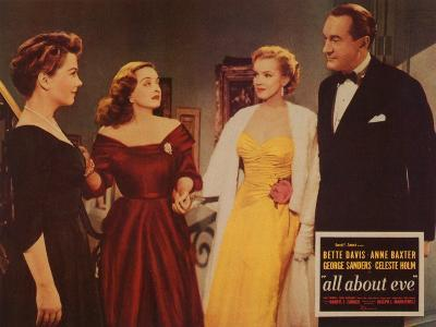 All About Eve, 1950--Art Print