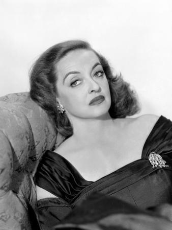 All About Eve, Bette Davis, 1950
