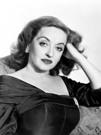 All About Eve, Bette Davis, in a Gown by Edith Head, 1950