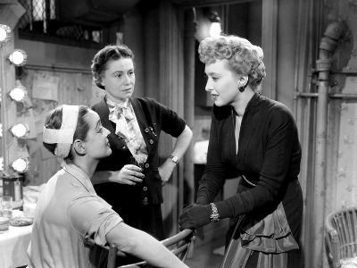 All About Eve, Bette Davis, Thelma Ritter, Celeste Holm, 1950--Photo