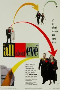 All About Eve, Directed by Joseph L. Mankiewicz, 1950