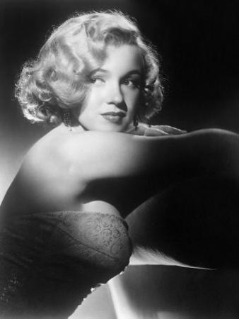 All About Eve, Marilyn Monroe, 1950