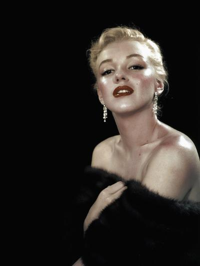 All About Eve, Marilyn Monroe, Directed Joseph L. Mankiewicz, 1950--Photo