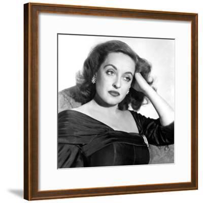 All About Eve, Portrait of Bette Davis, 1950