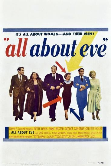 All About Eve--Art Print