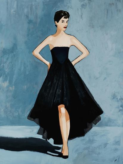 All About the Dress-Clayton Rabo-Giclee Print