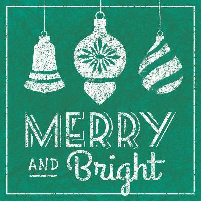 All About The Holidays II-Beth Grove-Art Print