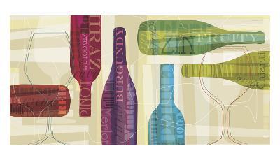 All Bottled Up-Tandi Venter-Art Print