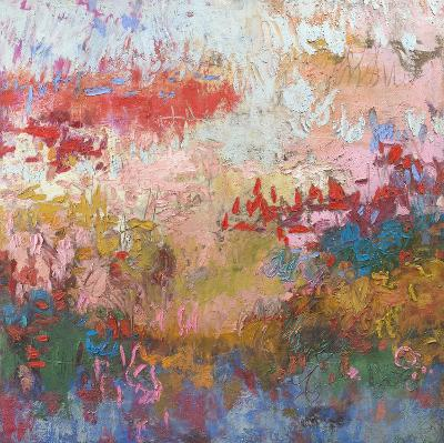 All Consuming-Amy Donaldson-Art Print