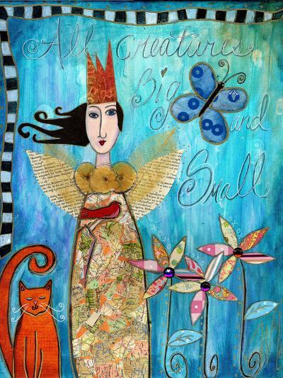 All Creatures Big and Small-Wyanne-Giclee Print