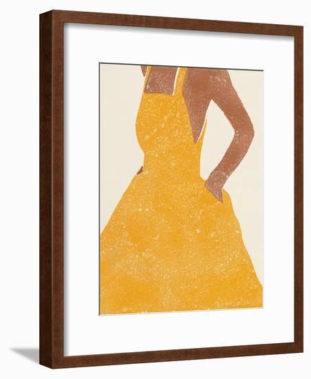 All Dressed Up II-Moira Hershey-Framed Art Print