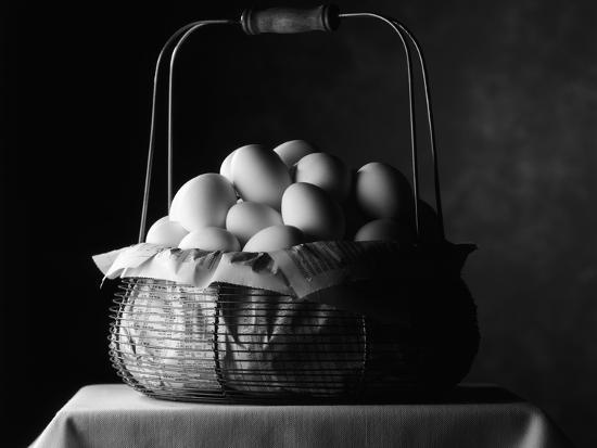 All Eggs in One Basket-Jim Craigmyle-Photographic Print