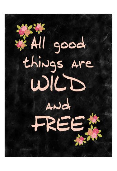 All Good Things-Kimberly Allen-Art Print