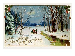 All Good Wishes for Christmas