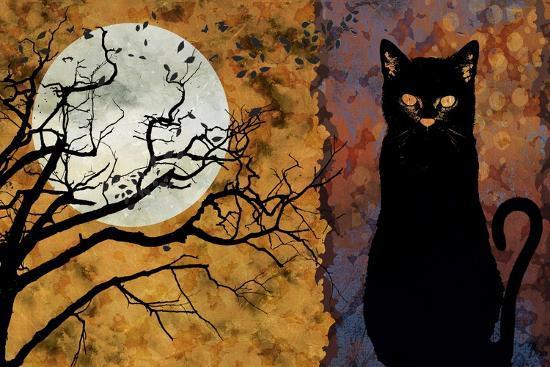 All Hallow's Eve 1--Giclee Print