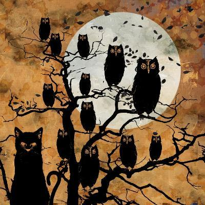 All Hallow's Eve III--Giclee Print