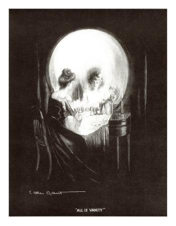 All Is Vanity-Allan C^ Gilbert-Art Print