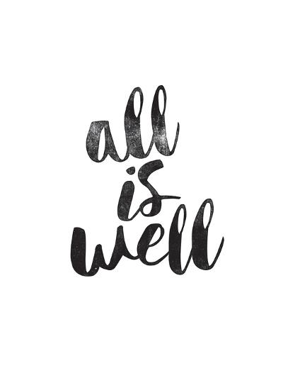 All Is Well-Brett Wilson-Art Print