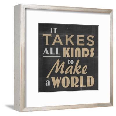 All Kinds-Jody Taylor-Framed Art Print