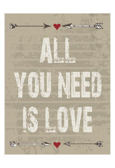All Love-Melody Hogan-Art Print