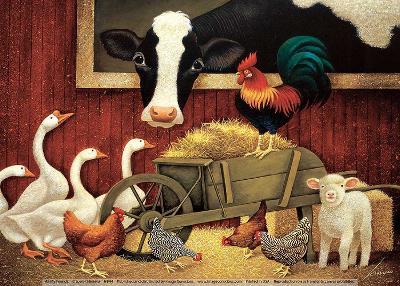 All My Friends-Lowell Herrero-Art Print