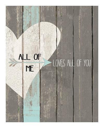 All of Me 2-Jo Moulton-Art Print