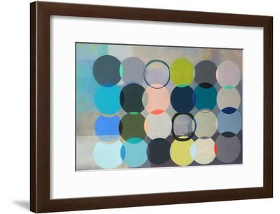 All of Space Is Completely Silent-Naomi Taitz Duffy-Framed Art Print