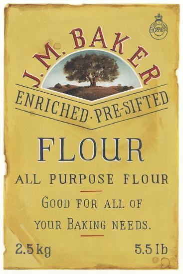 All Purpose Flour-Lisa Audit-Giclee Print