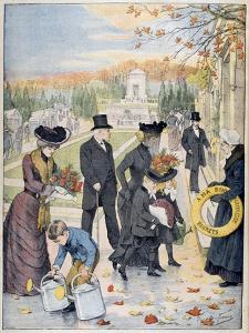 All Saints Day, 1902