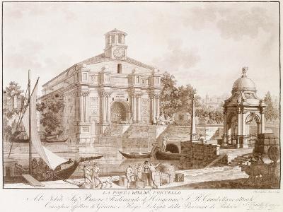 All Saints Gate--Giclee Print