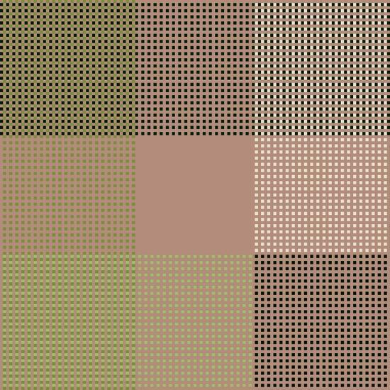 All Squared Away-Ruth Palmer-Art Print