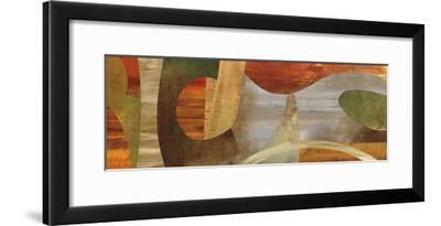 All Systems Go-K^ Baker-Framed Giclee Print